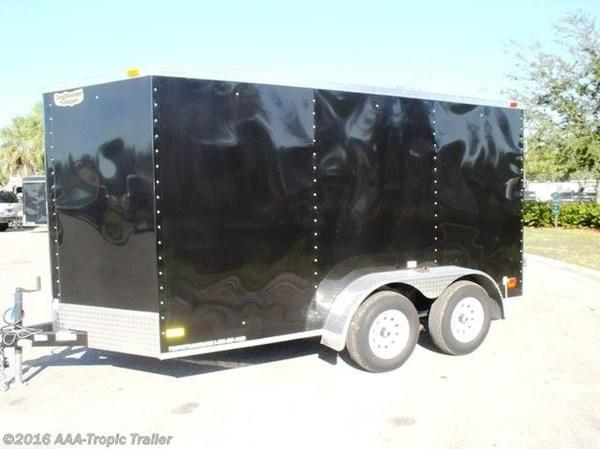 New Cargo Trailer - Continental Cargo GAVHW612TA2