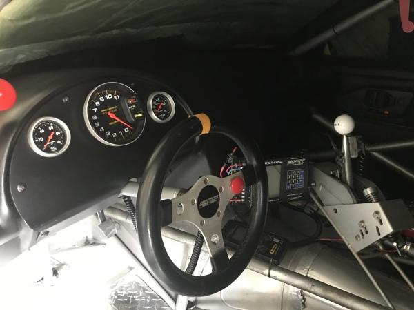 Pontiac Firebird Dragcar Roller  for Sale $16,000