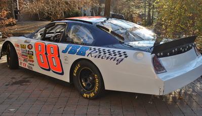K&N East West Series and ARCA Race Car