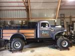 NTPA Certified 1953 Dodge Powerwagon Modifed Pulling truck