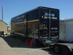 4 car enclosed trailer