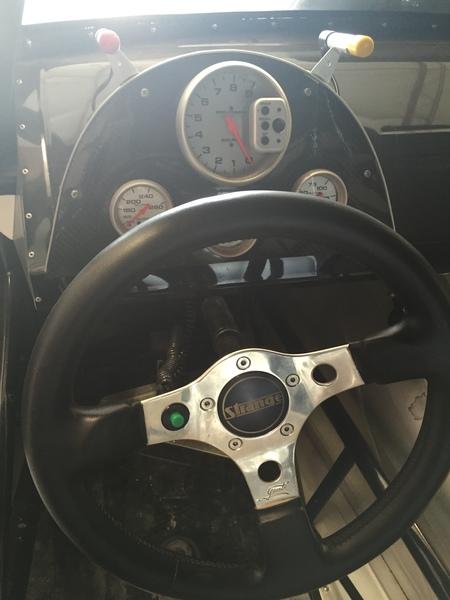 1953 Carbon Fiber Vette
