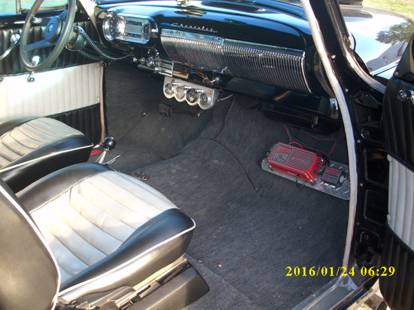 1953 CHEV DRAG CAR