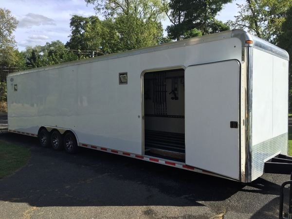 2013 LOOK (Formerly Pace) 8.5 x 36 tag  for Sale $19,500