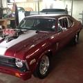 1971 nova all steel super comp legal car