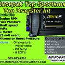 Racepak Top Dragster data logger kit