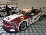 2013 Ford Mustang 302S fACTORY sn # 46
