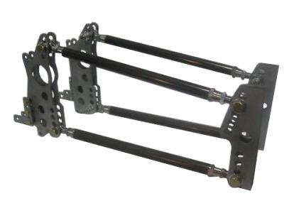 Complete 4 Link Kit 5/8 Hole Brackets, Hardware Etc.