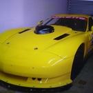 2015 Corvette C6 with RCR NASCAR Cup Engine & Jericho 80
