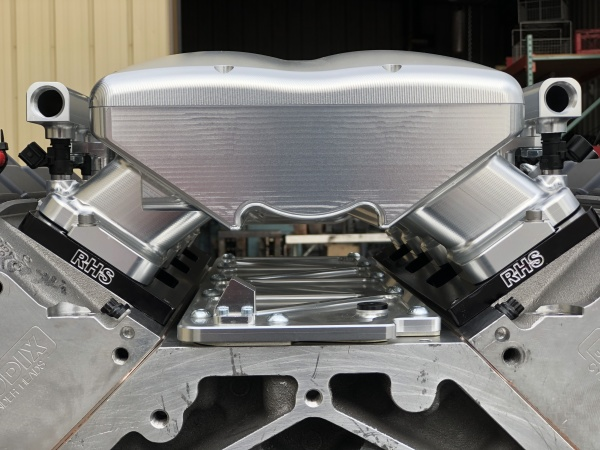 Billet Intake Manifold for LS1, LS3 and LS7s  for Sale $3,499