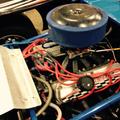374 ci All Aluminum Ford Engine