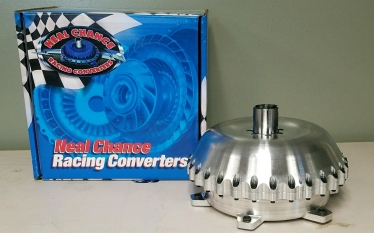 Aluminum Neal Chance Lock-up converter  for Sale $4,999
