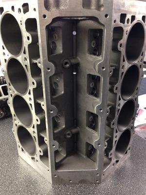 Custom Dart Aluminum LS Next Blocks - 1/2