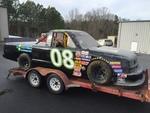 NASCAR TRUCK DRIVEN BY TRAVIS KVAPIL
