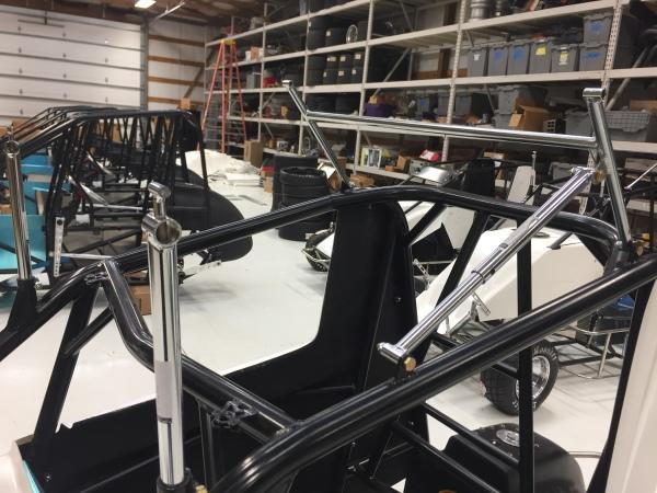 Triple X 600 Mini Sprint Brand new complete,Saldana Bladder,  for Sale $4,500