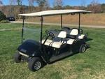 EZ GO Golf Cart Shuttle