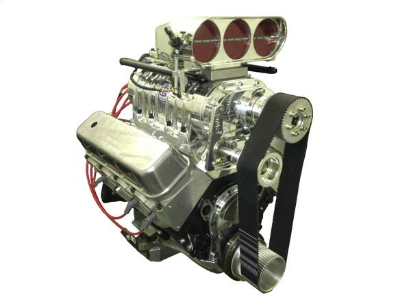 540 Supercharged EFI Enderle injection  for Sale $21,500