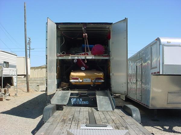 4 car enclosed trailer  for Sale $7,000
