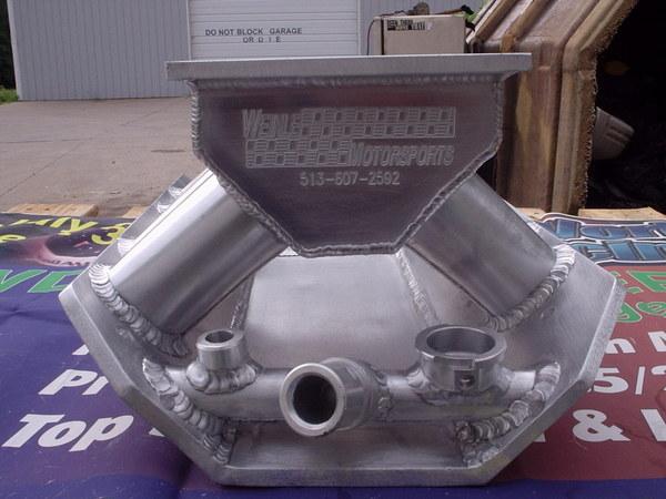 Custom Built Sheet Metal Intakes&Intake K  for Sale $800