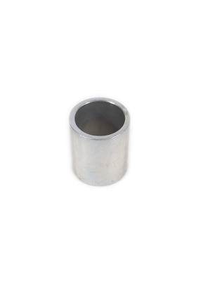 5/8 to 1/2 Steel Rod End Reducer Spacer Zinc Plated