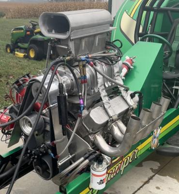 Blown 526 Indy/KB