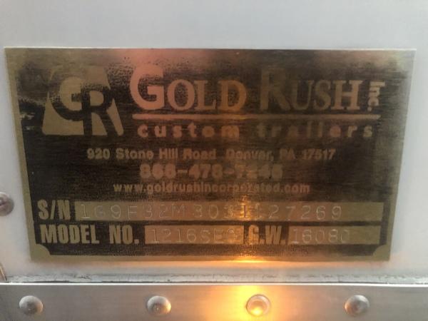 Goldrush 39' GN  for Sale $47,900