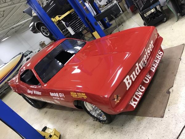 70 Plymouth Cuda Funny Car  for Sale $25,000