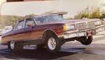 85 Pontiac Parisienne Roller