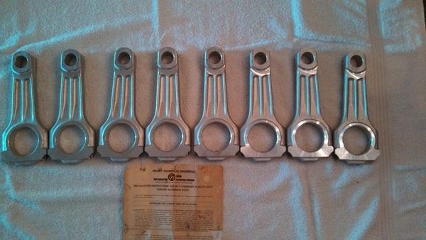 426 Hemi Aluminum Rods