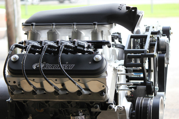 Billet Valve Covers w Coil Relocation  for Sale $840