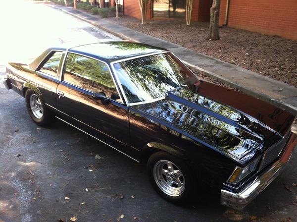 1978 Malibu Classic  for Sale $12,000
