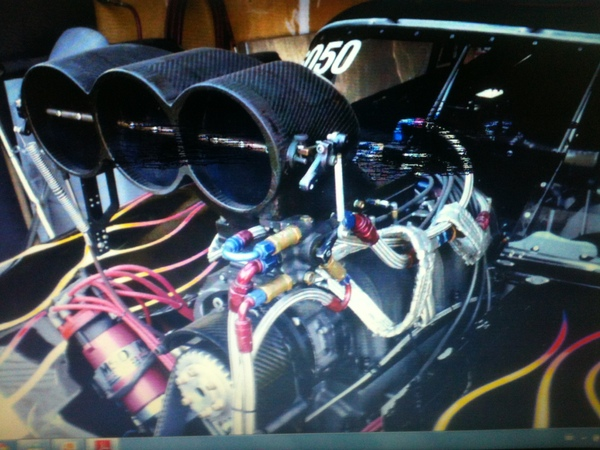 1955 chev 7/8 scale promod race ready  for Sale $59,999