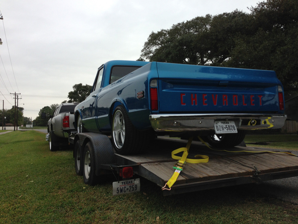 1968 C10  for Sale $60,000