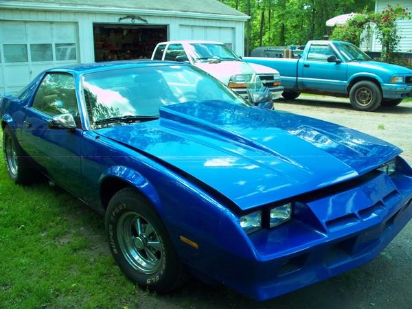 1984 Chevrolet Camaro  for Sale $25,000
