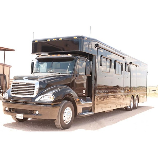 Freightliner Toter Home w Matching Smart Car  for Sale $250,000