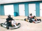 Shifter and TAG Racing Karts