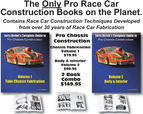 Pro Chassis Construction 2 Book Combo  for sale $149