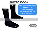 Fire Retardant Nomex Socks by PROFOX