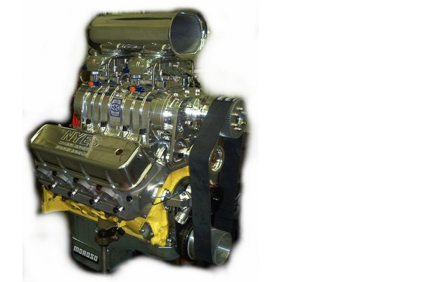 540 BLOWER ENGINE FOR STREET OR STRIP  for Sale $16,995