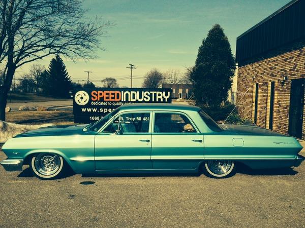 1963 Chevrolet Bel Air  for Sale $27,200