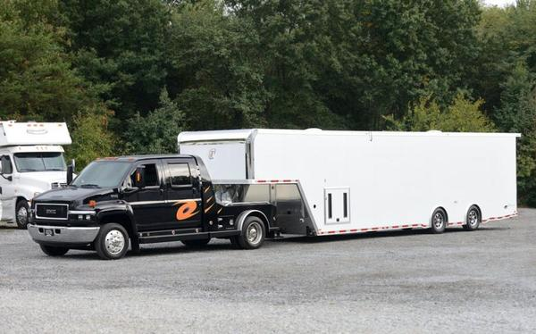 CAPITOL CUSTOM COACHES AND TRAILERS