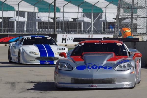 RJ Lopez's Trans-Am Corvette  for Sale $160,000