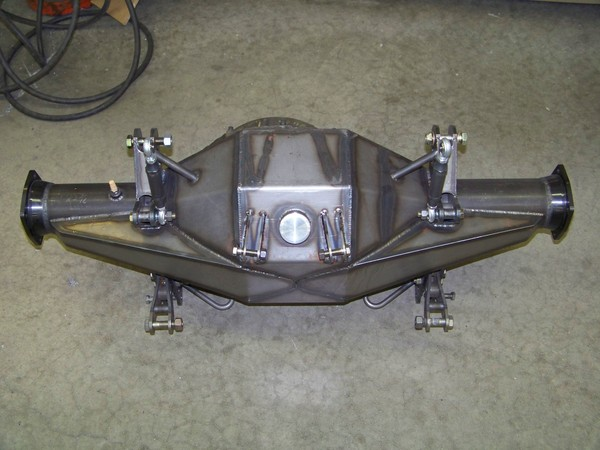 """Advanced Chassis Fabricated 9"""" Rear End Housings  for Sale $2,475"""