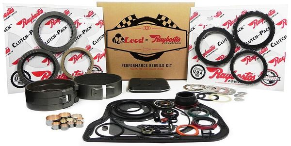 4L60E 93-03 McLeod by Raybestos A/T Perf. Rebuild Kit  for Sale $395