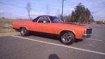 1972 Chevrolet El Camino  for sale $12,000