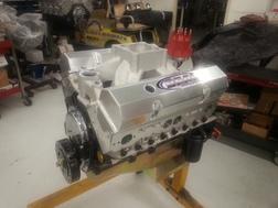 new 421 sbc race engine