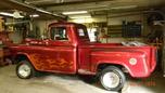 1956 Chevrolet Truck  for sale $40,000