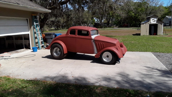 1933 Willys Model 77  for Sale $13,000