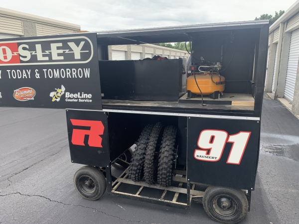Pit Cart Tool Box  for Sale $2,000