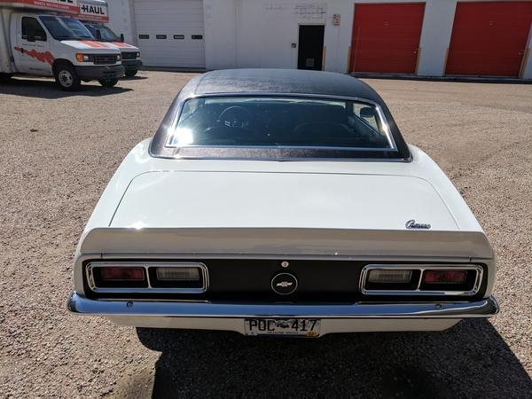 1968 Chevrolet Camaro  for Sale $50,000